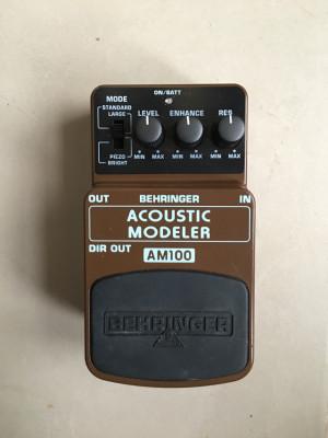 Acoustic Modeler AM100