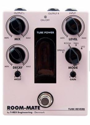 T-Rex Room Mate II Tube reverb