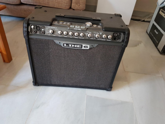 Amplificador Line 6 Spider Jam 75W
