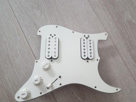 Pickguard HH Fender Stratocaster original 97.