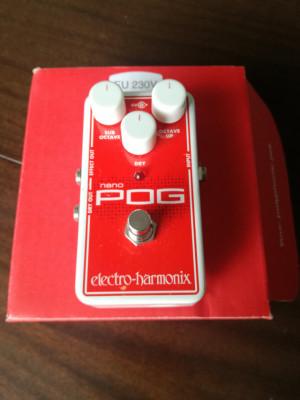 Nano POG Electro-Harmonix