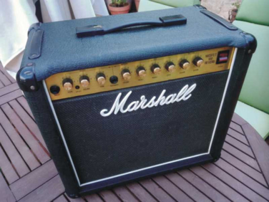 MARSHALL 5100 MOSFET 100 REVERB - 100w. - 1x12 - 1989.