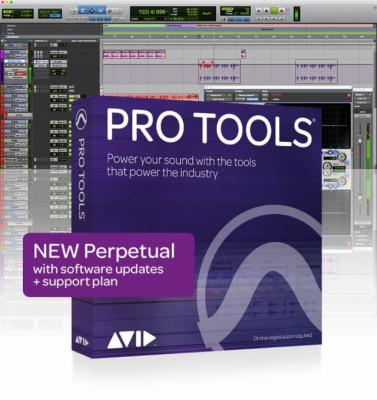 Pro Tools licença perpetual