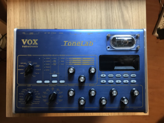 Vox tonelab