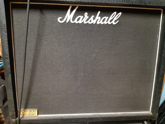 RESERVADO Marshall 2x12 Jcm 800 de los 80