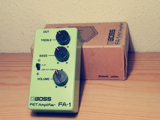 BOSS FA-1 ( Fet Amplifier ) ENVIO INCLUIDO!!!