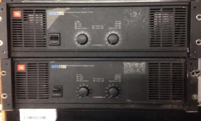 JBL MPA 1100