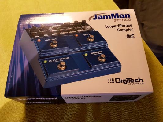 Digitech Jamman Stereo (RESERVADO)