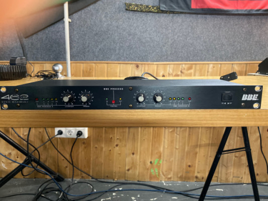 BBE Process 462 Sonic Maximizer Stereo