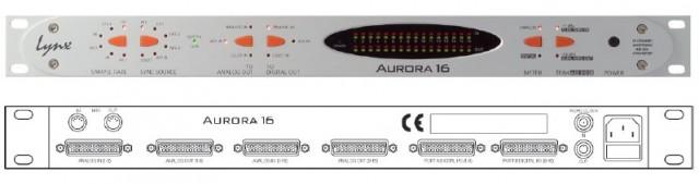 Lynx Aurora 16 + Lynx PCIe AES16e + Cables
