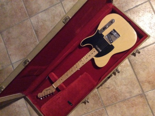 Fender Telecaster Player Baja