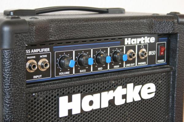 Hartke b150 amplificador de bajo