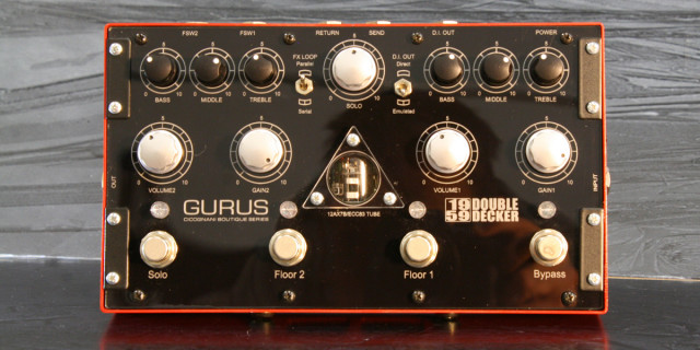 Vendo Gurus 1959 Double Decker!!