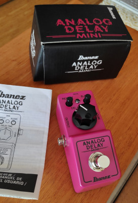 IBANEZ Analog Mini Delay (NUEVO)