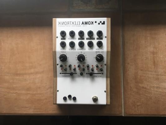 Koma electronics filter step sequencer