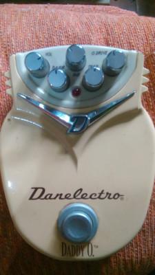 Danelectro Daddy O drive