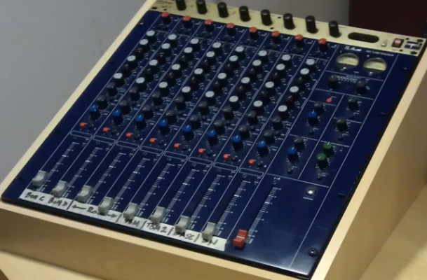TL Audio M3 Tubetracker (Mesa Válvula) - REBAJA TEMPORAL