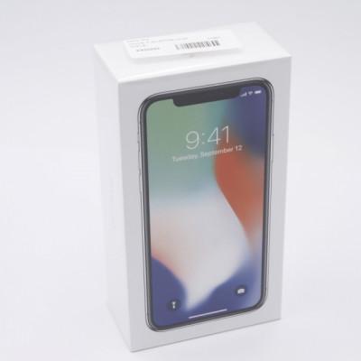 Iphone X de 256GB SILVER Nuevo Precintado E320256