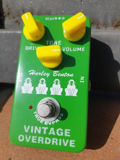 Pedal HB Vintage Overdrive
