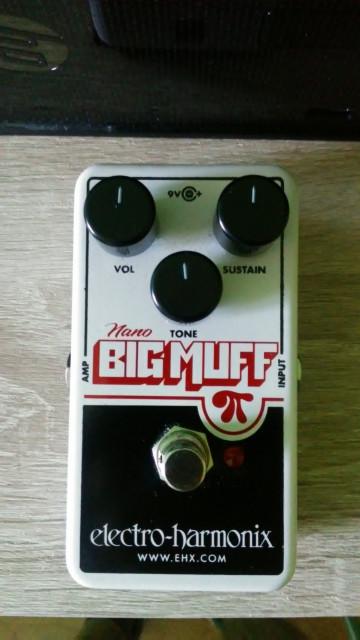 Nano Big Muff EHX