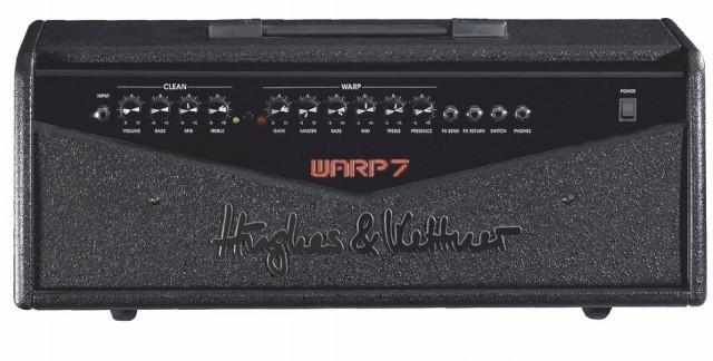 Hughes&Kettner WARP 7 HEAD ( o cambio)