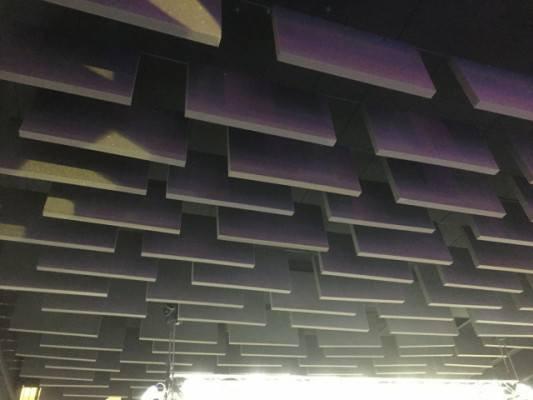 Paneles espuma aislante acústico  alta densidad
