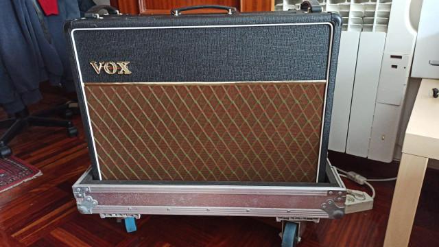 Vox Ac30 6TB made in UK con flightcase