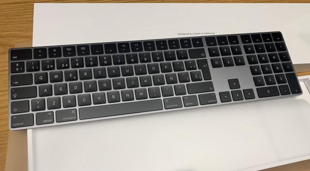 Apple [Magic Keyboard] & [Magic Mouse 2] (Gris espacial) 100% NUEVOS