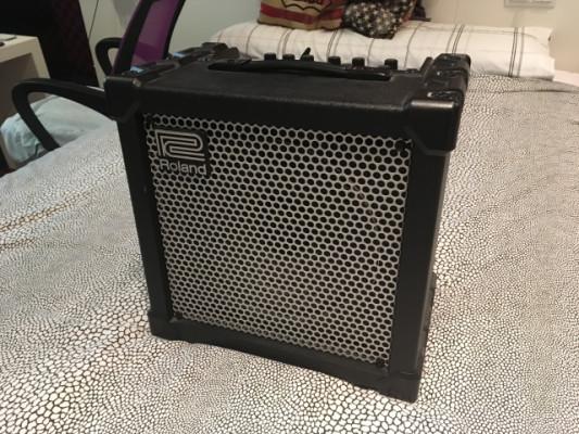 Aplificador Roland Cube 40 XL