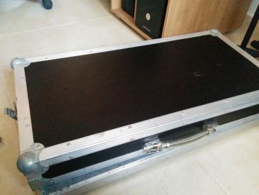 Flightcase pedales