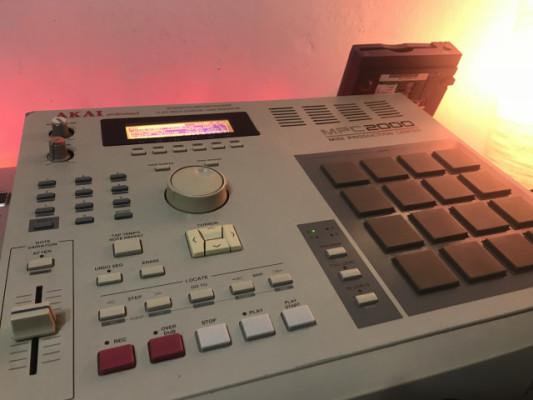 MPC 2000 Ampliada y con extras