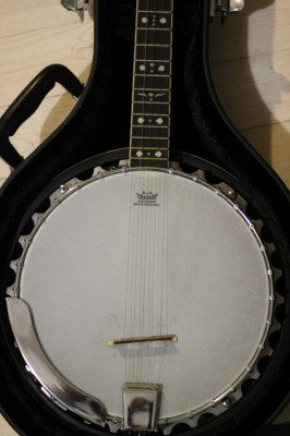o Cambio Banjo Fender