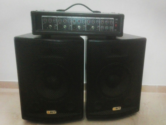 Equipo de Sonido BCT