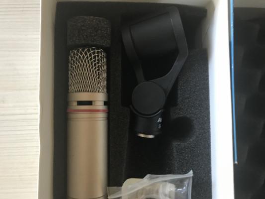 Microfono akg 1000s.  Vintage