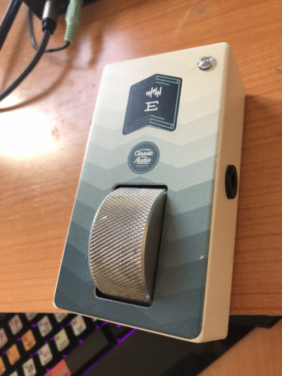 Pedal de Expresión Classic Audio  Expression Roller