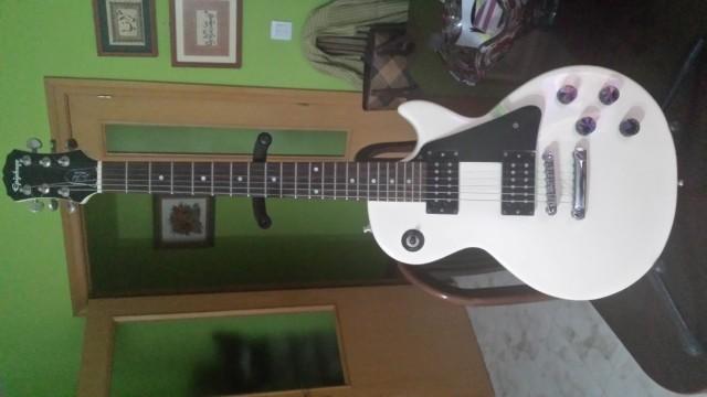 guitarra ephiphon les paul deluxe