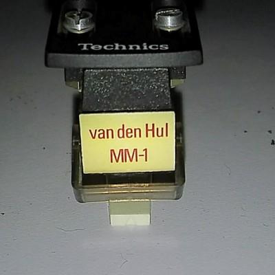 Capsula giradiscos Van Den Hul MM1