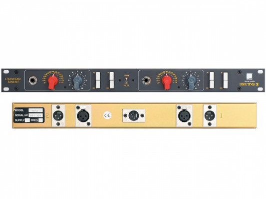 Chandler Limited TG2 2-Channel Mic Preamp with PSU