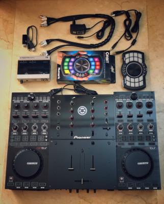 Conjunto DJ para Traktor PRO - SIN LOS RELOOP CONTOUR