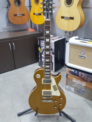 gibson les paul  r7 custom shop gold top ,V.O.S  m2m 2016, OUTLET
