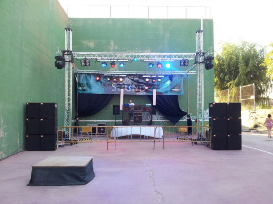 Equipo completo Profsound