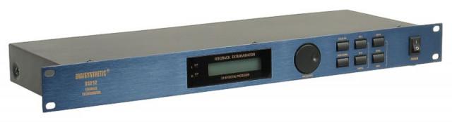 Eliminador de realimentación acústica DS-212A