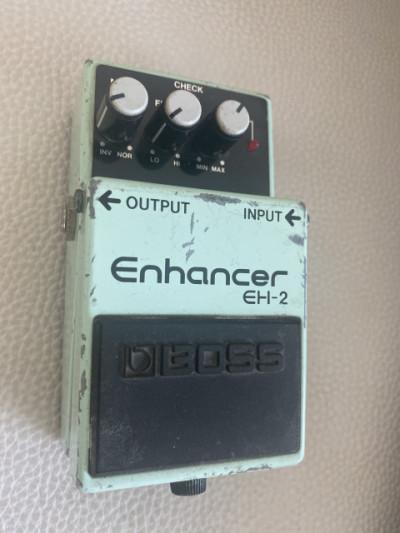Pedal de Guitarra Enhancer EH-2 BOSS (RESERVADO)