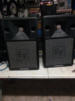 ELECTRO VOICE S200 CON SU ECU