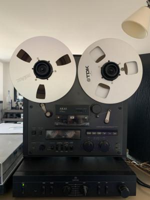 Grabador de cinta AKAI GX-620