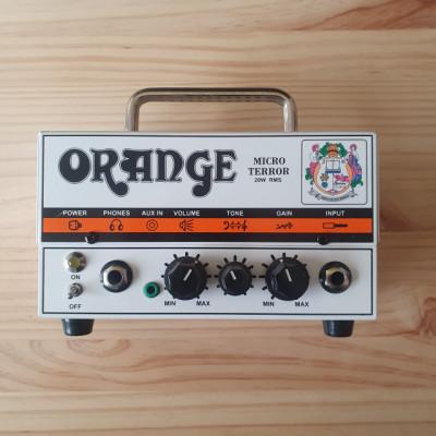 Cabezal Micro Terror Orange 20w