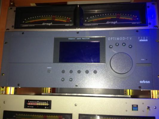 vendo compresor orban optimod-tv p282