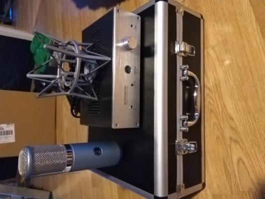 AKG 820 perception TUBE