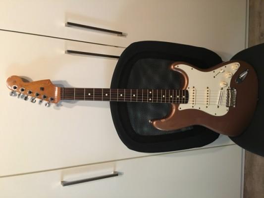 Fender Strato México del 98' Super-Vitaminada