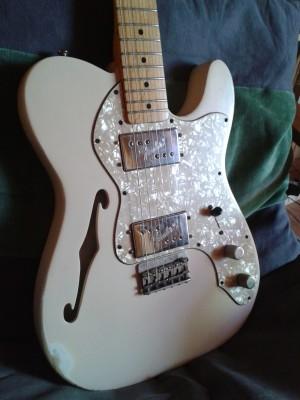 Fender Telecaster Thinline 72 Reissue